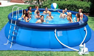 Outdoor Portable Pools Images Galleries With A Bite