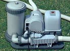 Salt Chlorine Generator / Water Filter System