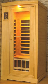 1 Person Helo Infrared Sauna