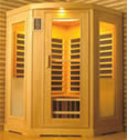 Infrared Helo Saunas